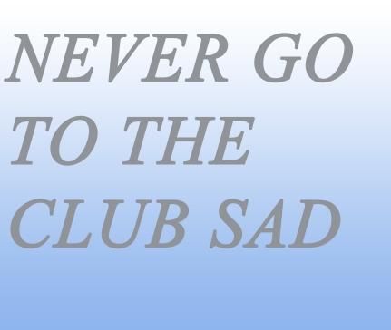 club sad
